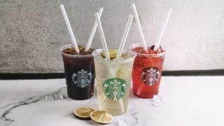 Starbucks'ın kağıt pipetleri