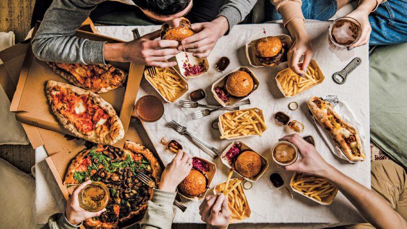 Kuşakların fast food menü tercihleri
