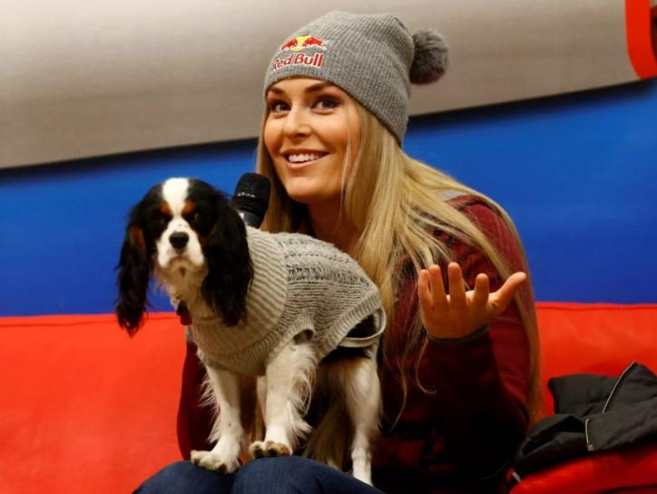 Olimpik sporcu Lindsey Vonn