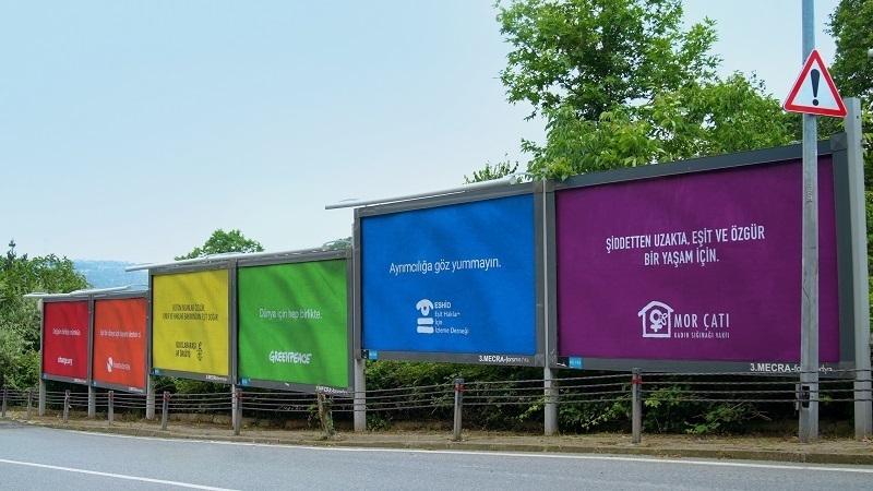 #BirlikteRengarenk projesi renklere uygulanan yasakları hack'ledi!
