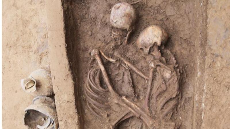 Aşkın 1600 yıllık kanıtı