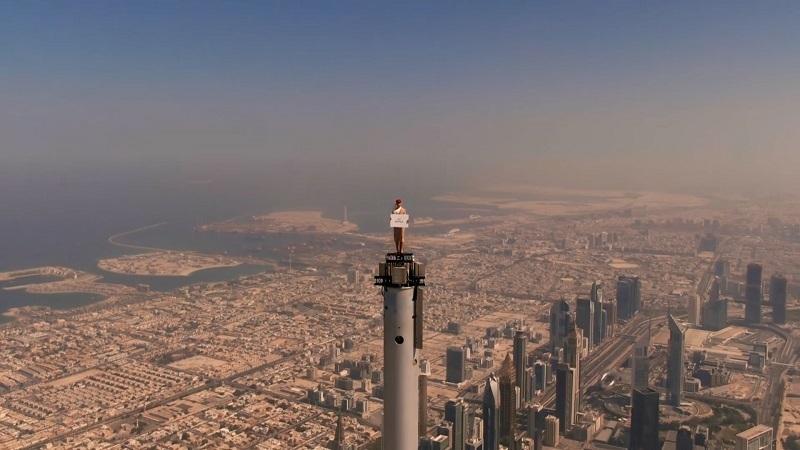 Emirates kabin ekibinin, Tom Cruise ve Dubai Veliaht Prensi ile ortak noktası ne?