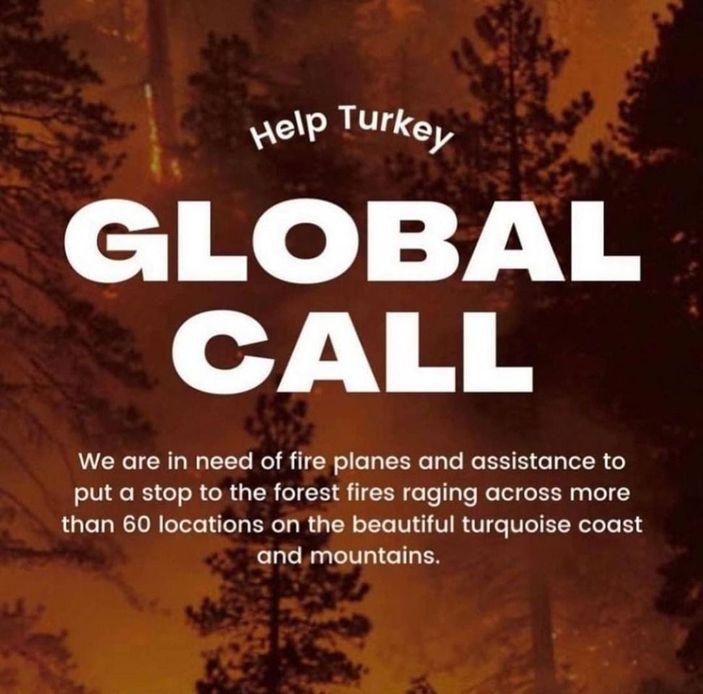"""""""Help Turkey"""" etiketiyle yapılan paylaşımlara soruşturma başlatıldı!"""