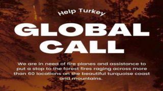 help turkey etiketli paylaşım yapan sosyal medya kullanıcılarına soruşturma
