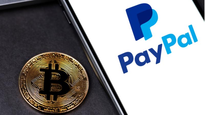 Bitcoin'e Paypal müdahalesi
