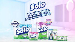 """Yenilenen Solo, """"Güçlendirilmiş Doku Teknolojisi"""" ile sektörde bir ilki gerçekleştirdi"""