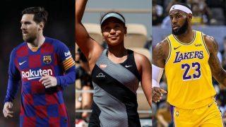 Dünya bu sporcuları konuşuyor...