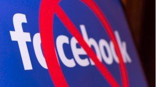 Facebook Taliban ile ilgili hesapları engelliyor