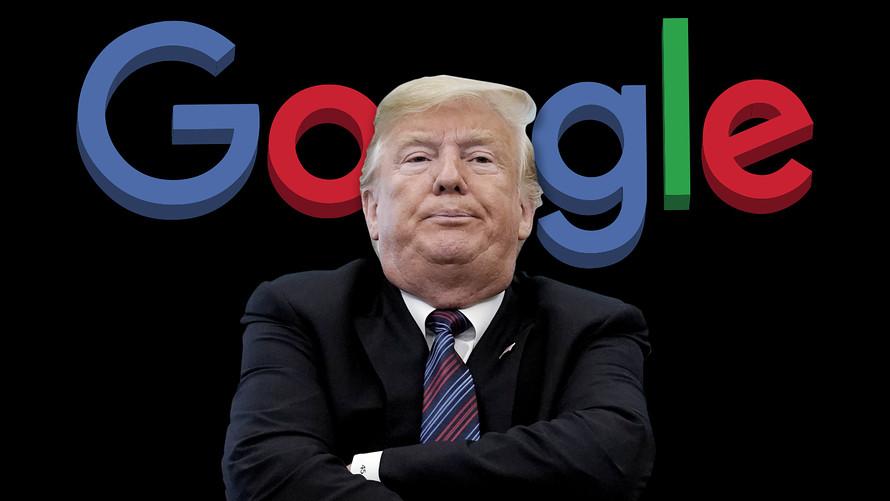 Google Trump'ın kuyusunu kazarken yakalandı – Son 24 saatin gündemi