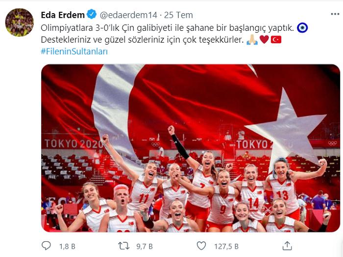 Filenin Sultanları Twitter'a da damga vurdu!