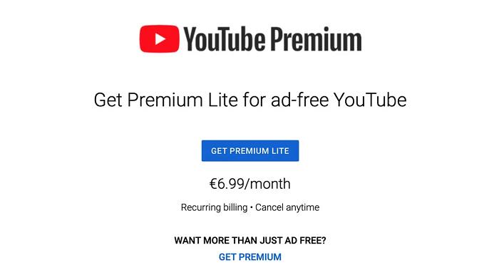 Kullanıcılar yeni ve uygun fiyatlı bir YouTube paketi keşfetti!