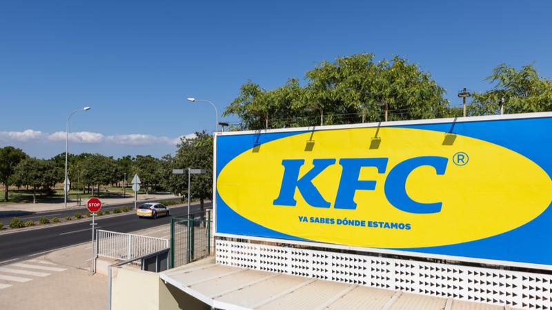 KFC, Ikea'dan rol çaldı