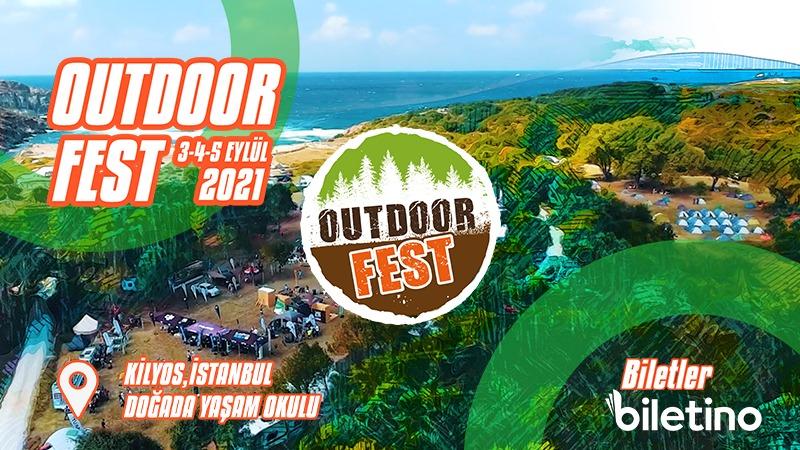 """Açıkhavanın en mesafeli festivali """"OutdoorFest"""""""