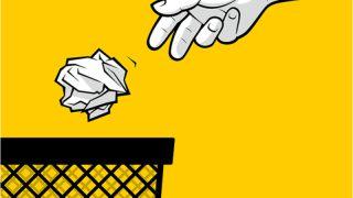 çöp kutusundaki bilgiler siber güvenliği tehdit ediyor