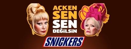 Snickers homofobik reklamıyla tepki topladı