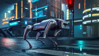 Xiaomi'nin köpeği Boston Dynamics kırması mı?