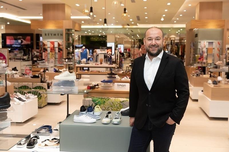 Boyner CEO'su Eren Çamurdan