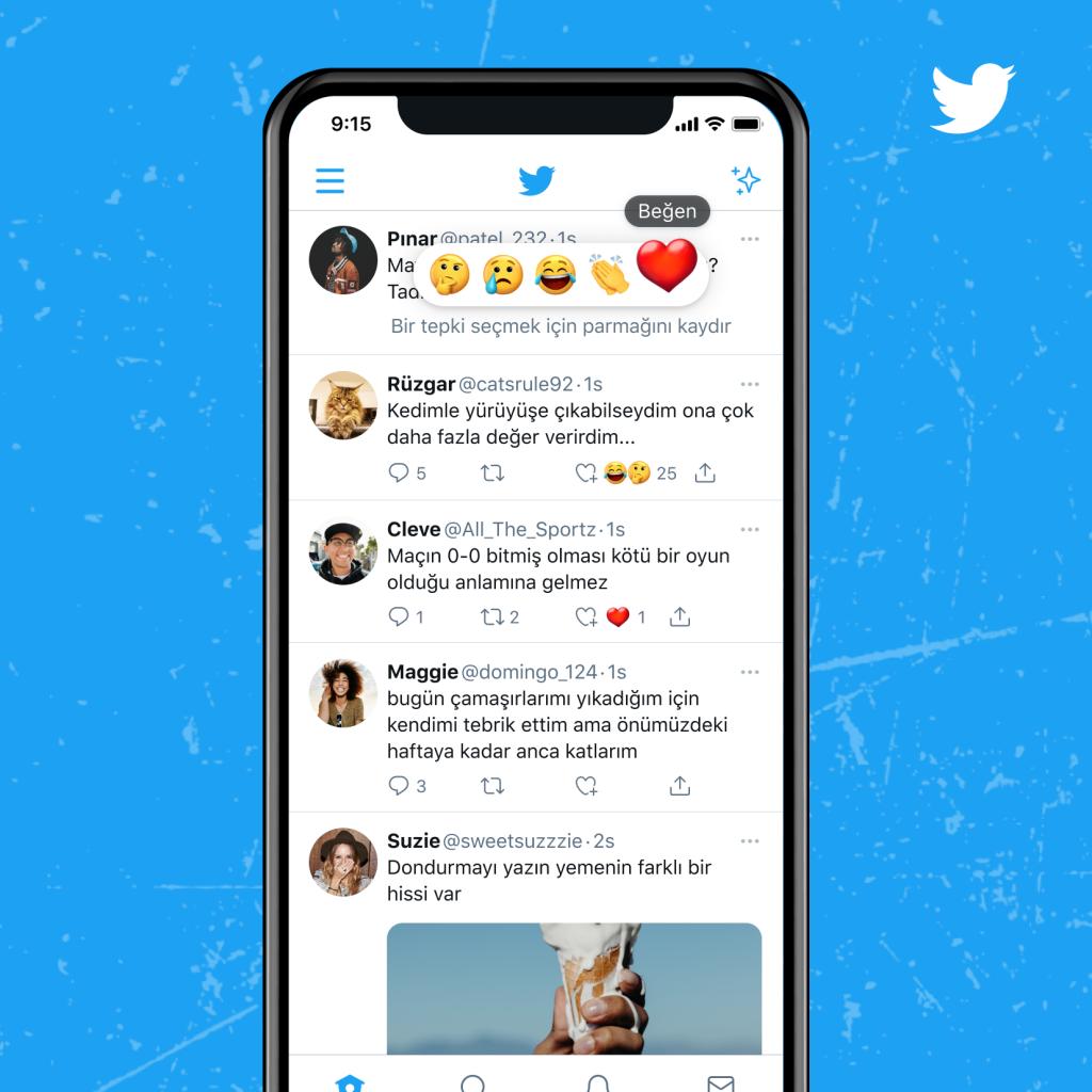 Twitter merakla beklenen özelliği ilk defa Türkiye'de test edecek!