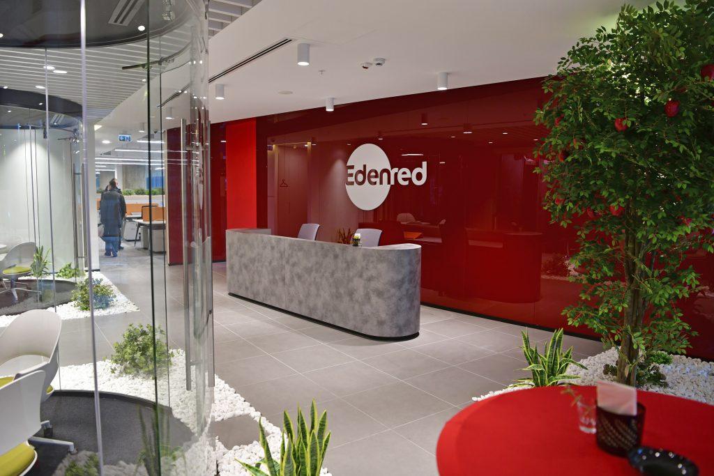 Ticket Restaurant Edenred'den çalışan dostu ofis