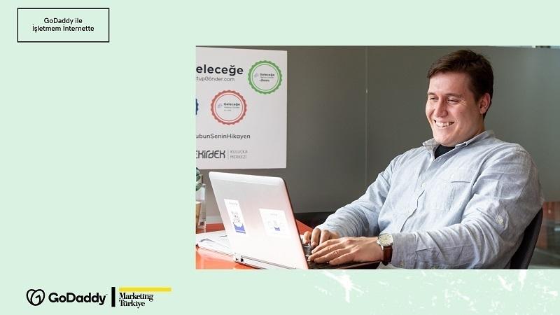 """GoDaddy ve Marketing Türkiye, """"GoDaddy ile İşletmem İnternette"""" projesini başlattı"""