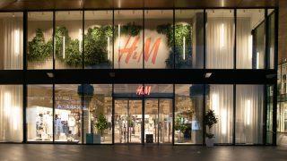 """H&M İstanbul'da """"yeşil"""" adımlar atıyor!"""