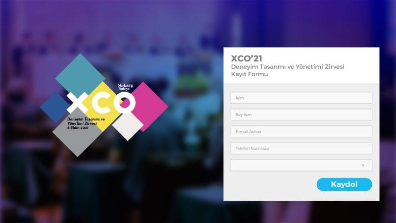 XCO'21 kayıtları başladı