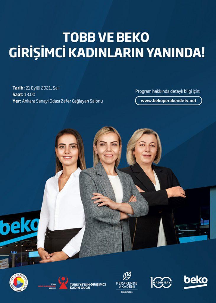 """""""Girişimin Kadın Kahramanları"""" Ankara'da buluşuyor…"""