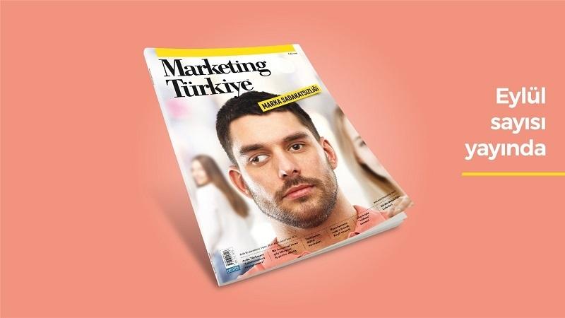 Gündem yaratan haberleriyle Marketing Türkiye Eylül sayısı yayında!