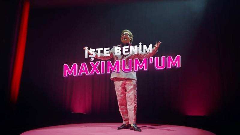 """""""İşte Benim Maximum'um"""" kampanyası, açılış filmiyle yayında!"""