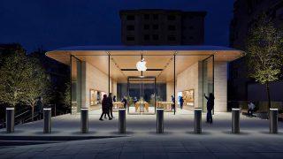 Apple yeni mağazasının açılış tarihini duyurdu