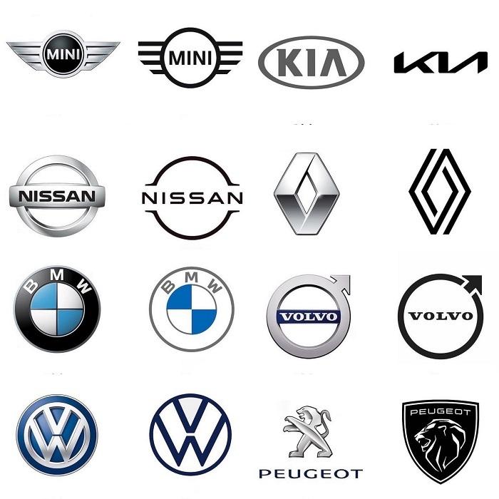 Logolar zorunluluktan mı değişiyor?