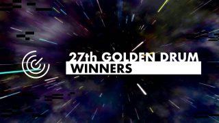 Golden Drum'dan Türkiye'ye 12 ödül