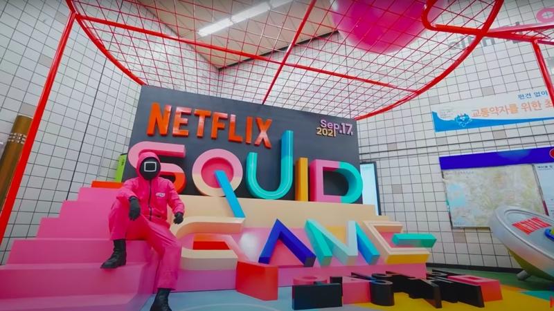 Markalar da oyuna dahil oldu: Squid Game pazarlama dünyasının yeni gözdesi