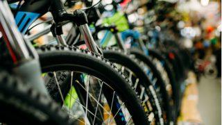 paket serviste bisiklet dönemi