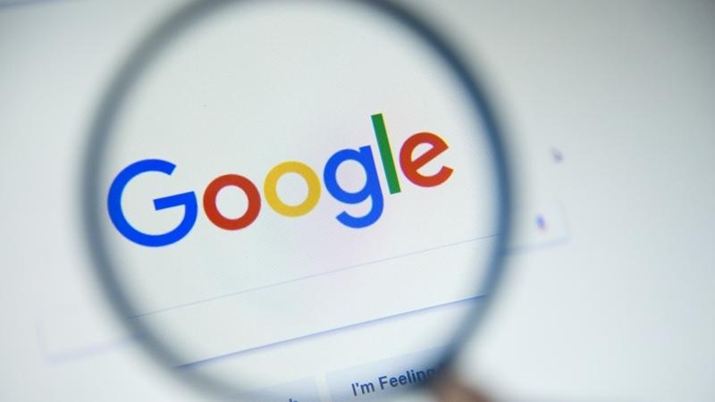 Google ajansını seçti...