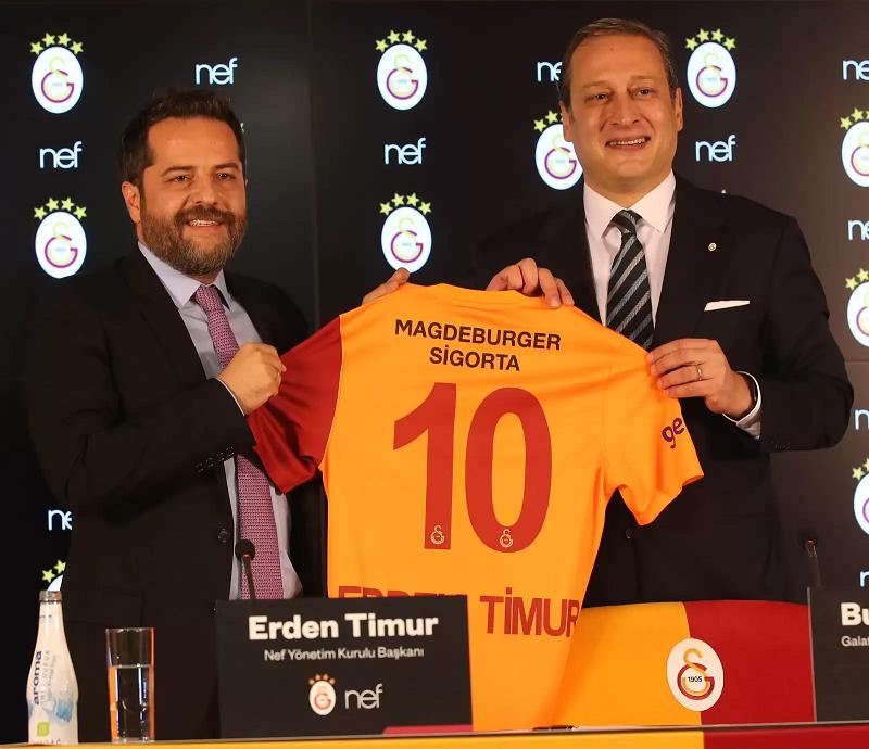 Galatasaray'ın stadının yeni adı belli oldu!
