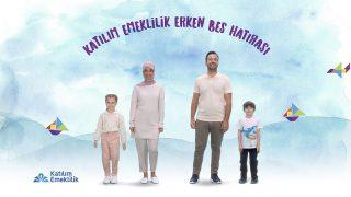 Katılım Emeklilik Erken BES reklam filmi yayında!