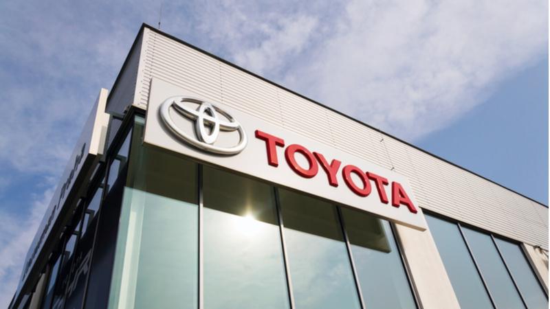 Toyota yeni ürününü tanıttı
